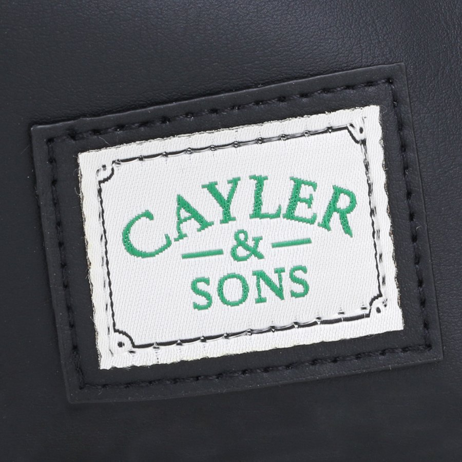 Sacola Cayler and Sons Still Smokin Gymbag Verde/Preto