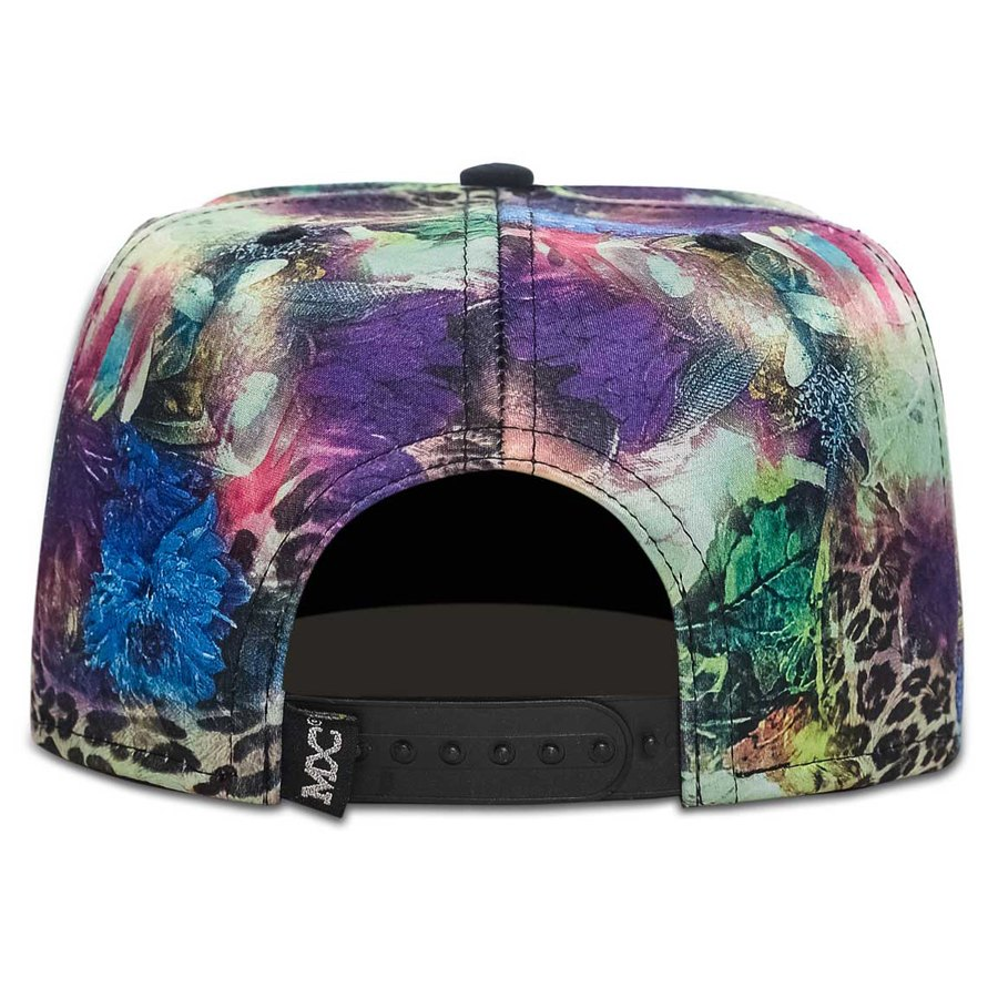 Boné Multcaps MXC Snapback I do My Ideas Tie Dye