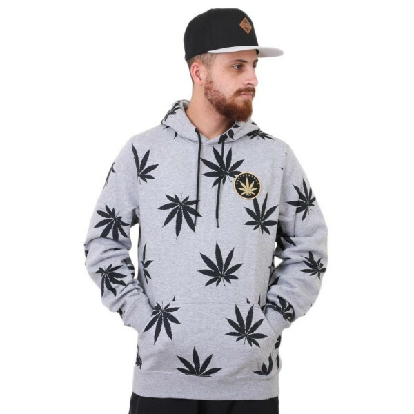 Moletom Cayler And Sons GL Best Budz Hoody Cinza