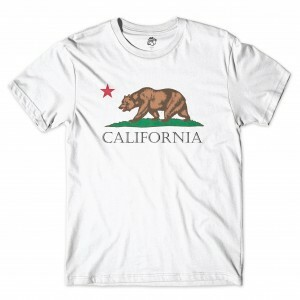 Camiseta BSC California Branco