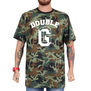 Camiseta Double-G Print Estampada