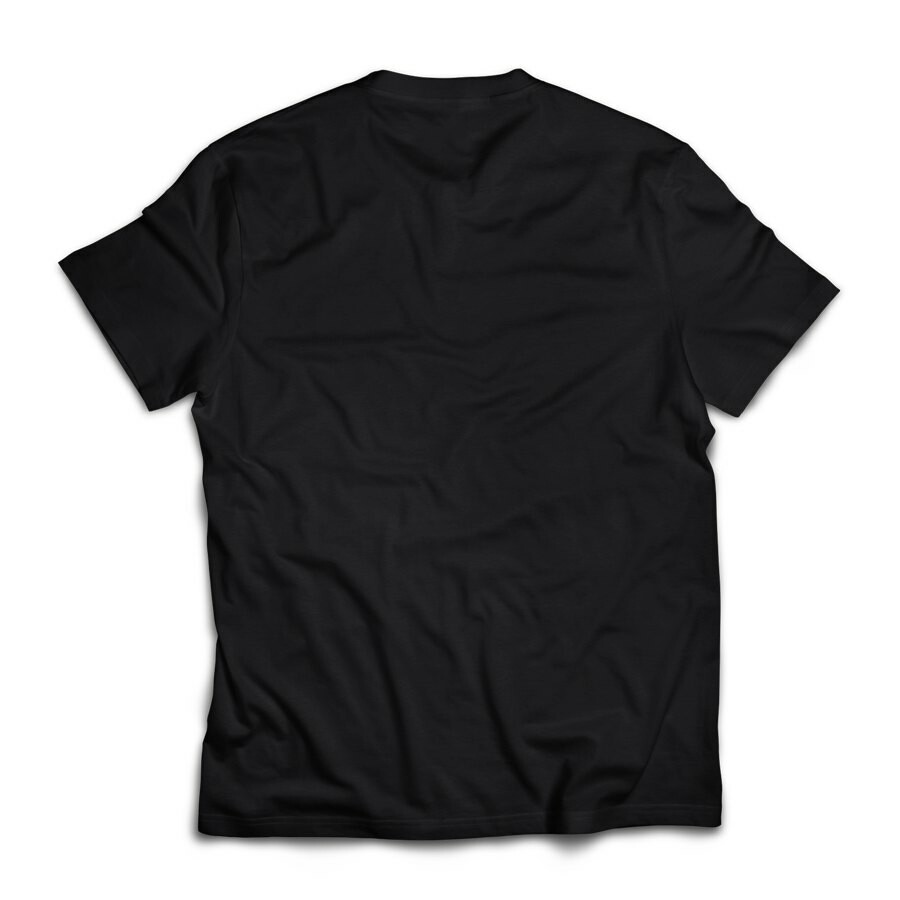 Camiseta Insane 10 Rurable Preto