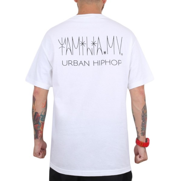 Camiseta Familia MV Urban Hip Hop Branco