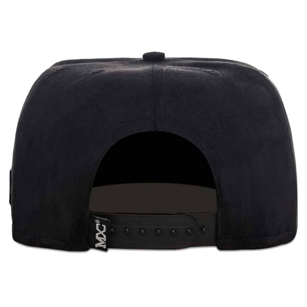 Boné Multcaps MXC Snapback Apply Gold Preto