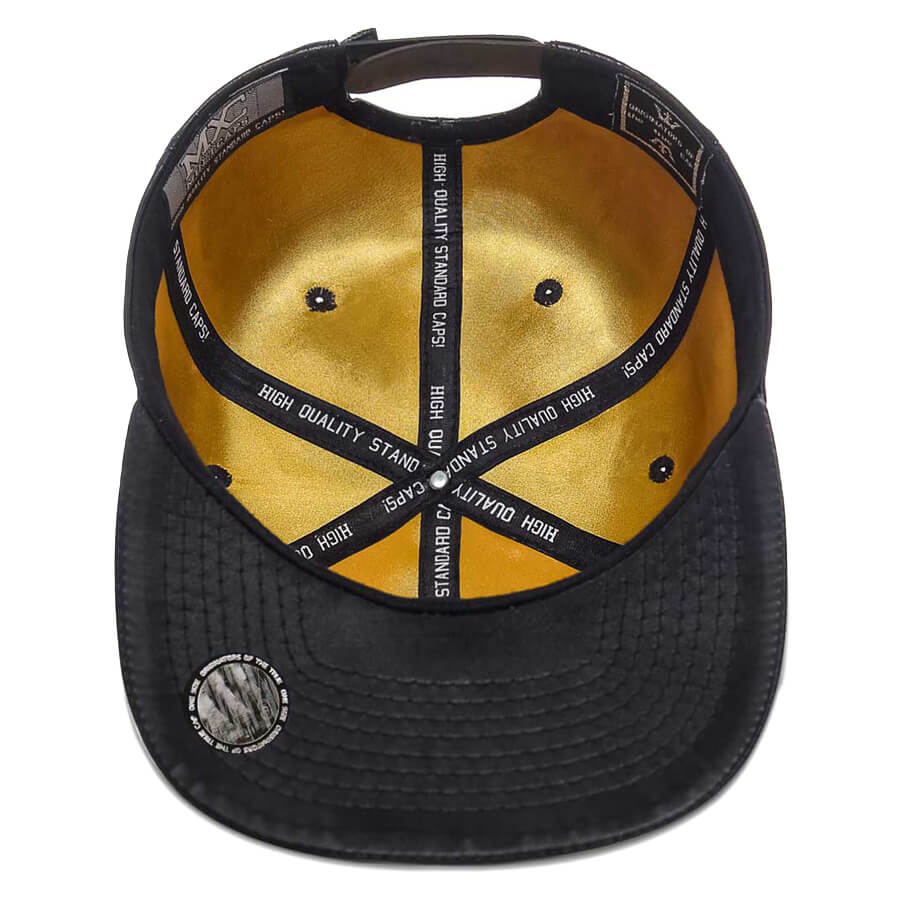 Boné Multcaps MXC Snapback  High Quality Black