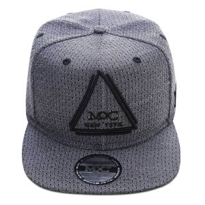 Boné Multcaps MXC Snapback Triangle New York Grey