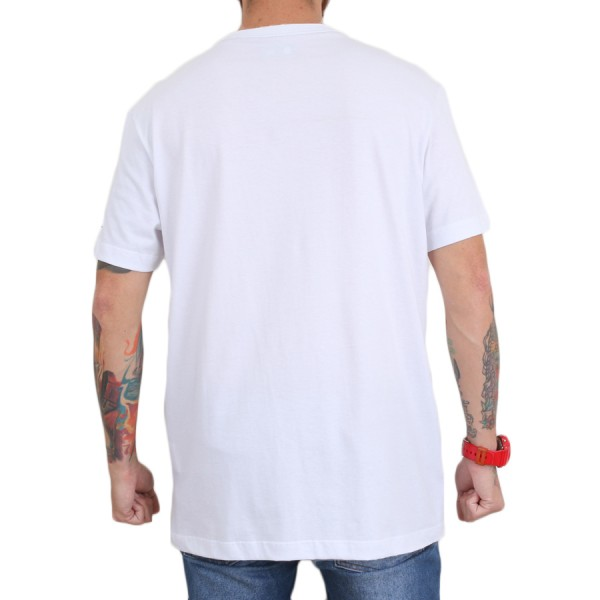 Camiseta New Era Brooklyn Dodgers Branco