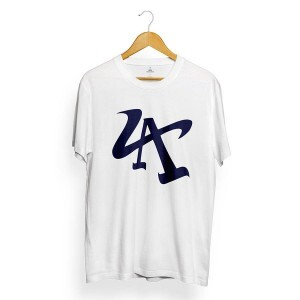 Camiseta Rege Los Angeles Branco