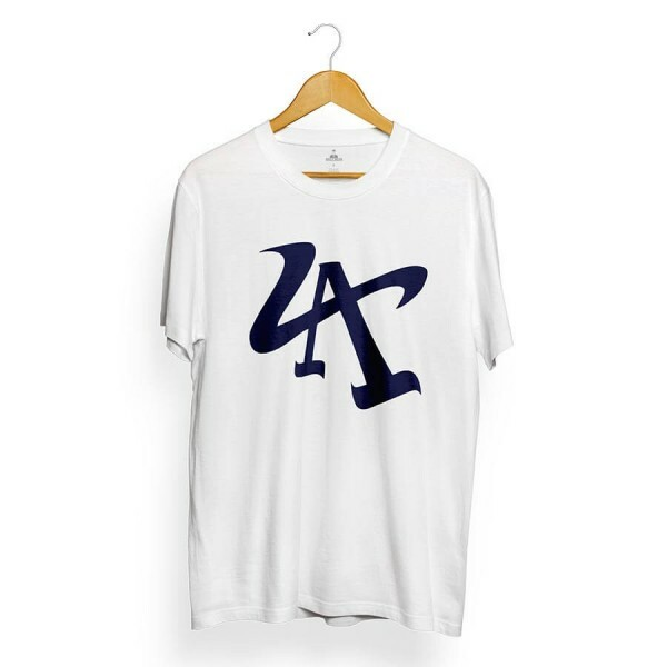 Camiseta Skill Head Los Angeles Branco