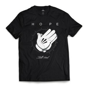 Camiseta Rege Hope Preto