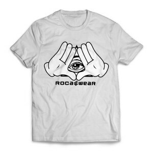 Camiseta Roca Wear Brooklyn Branco
