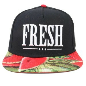Boné Cayler And Sons Snapback Fresh Preto/Multicolorido