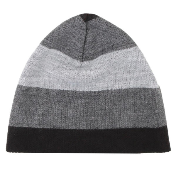 Gorro DC Shoes Bob Stripe Cinza/Preto