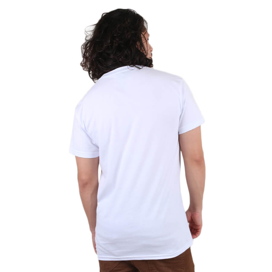 Camiseta Attack Life Lighthouse Branco