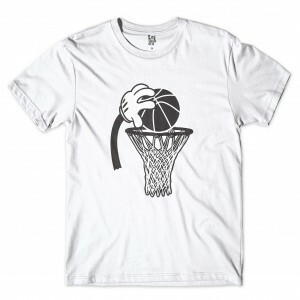 Camiseta Los Fuckers Dunk Branco