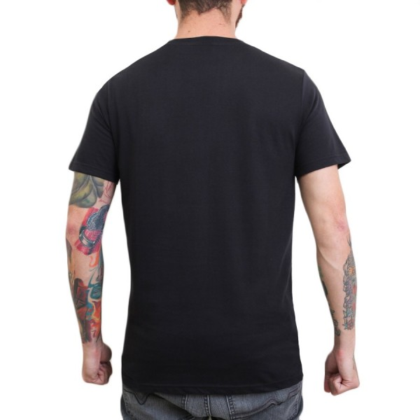 Camiseta Blaze Supply Lifted Riders Preto