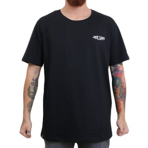 Camiseta Blaze Supply Jet Life Preto