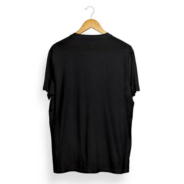 Camiseta Attack Life Basic Preto