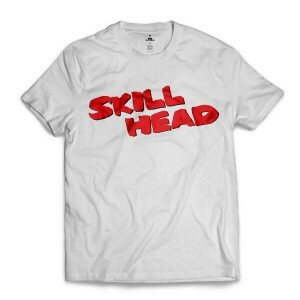 Camiseta Skill Head Sin City Branco