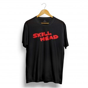 Camiseta Skill Head Sin City Preto