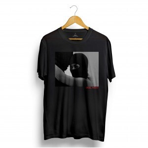 Camiseta Skill Head Mrs Carter Preto
