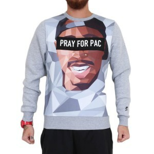 Moletom Cayler And Sons Pacasso Crewneck Cinza