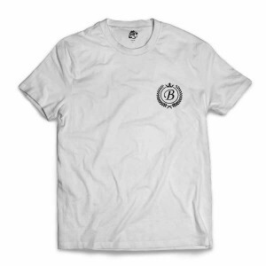 Camiseta BSC Coat Of Arms Branco