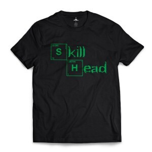Camiseta Rege Breaking Bad Preto