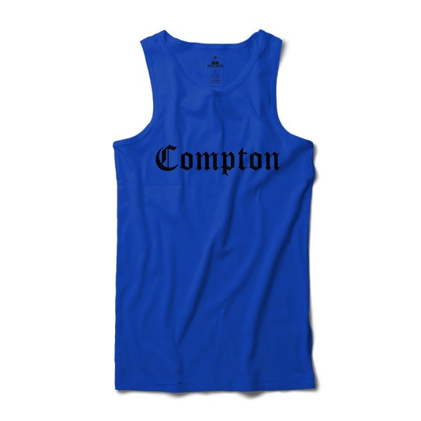 Camiseta Skill Head Regata Compton Azul Royal/Preto