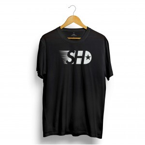 Camiseta Rege Movimento Preto