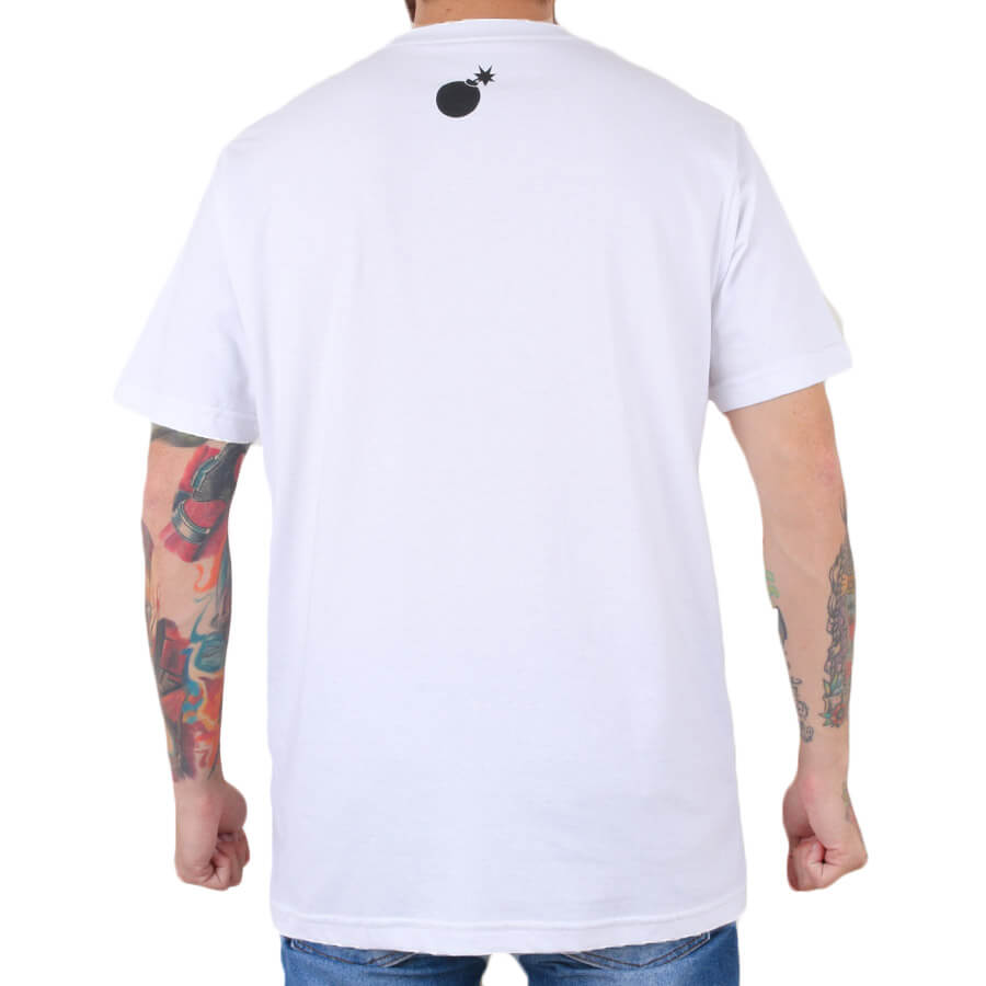 Camiseta The Hundreds Muir Branco