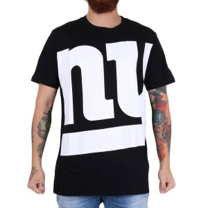 Camiseta New Era New York Giants Preto