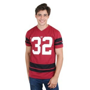 Camiseta New Era Washington Redskins Vinho