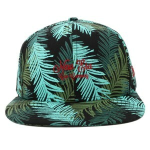 Boné New Era 9fifty Original Fit Snapback Company Preto/Verde
