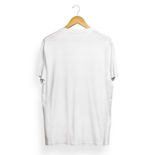 Camiseta Insane 10 Angel Emoji Branco