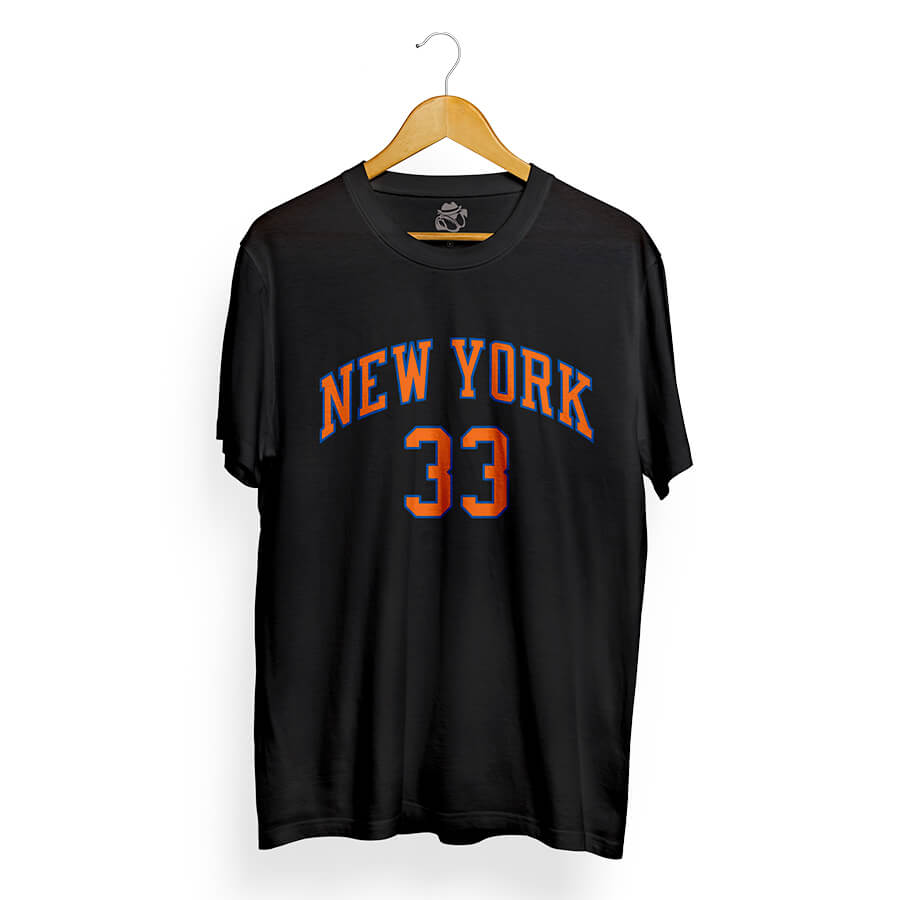 Camiseta BSC New York 33 Preto