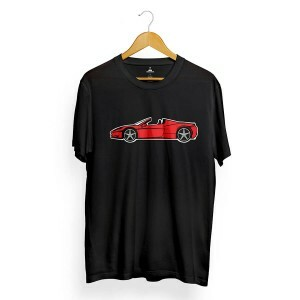 Camiseta Rege Car Preto