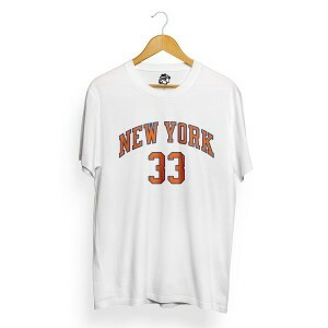 Camiseta BSC New York 33 Branco