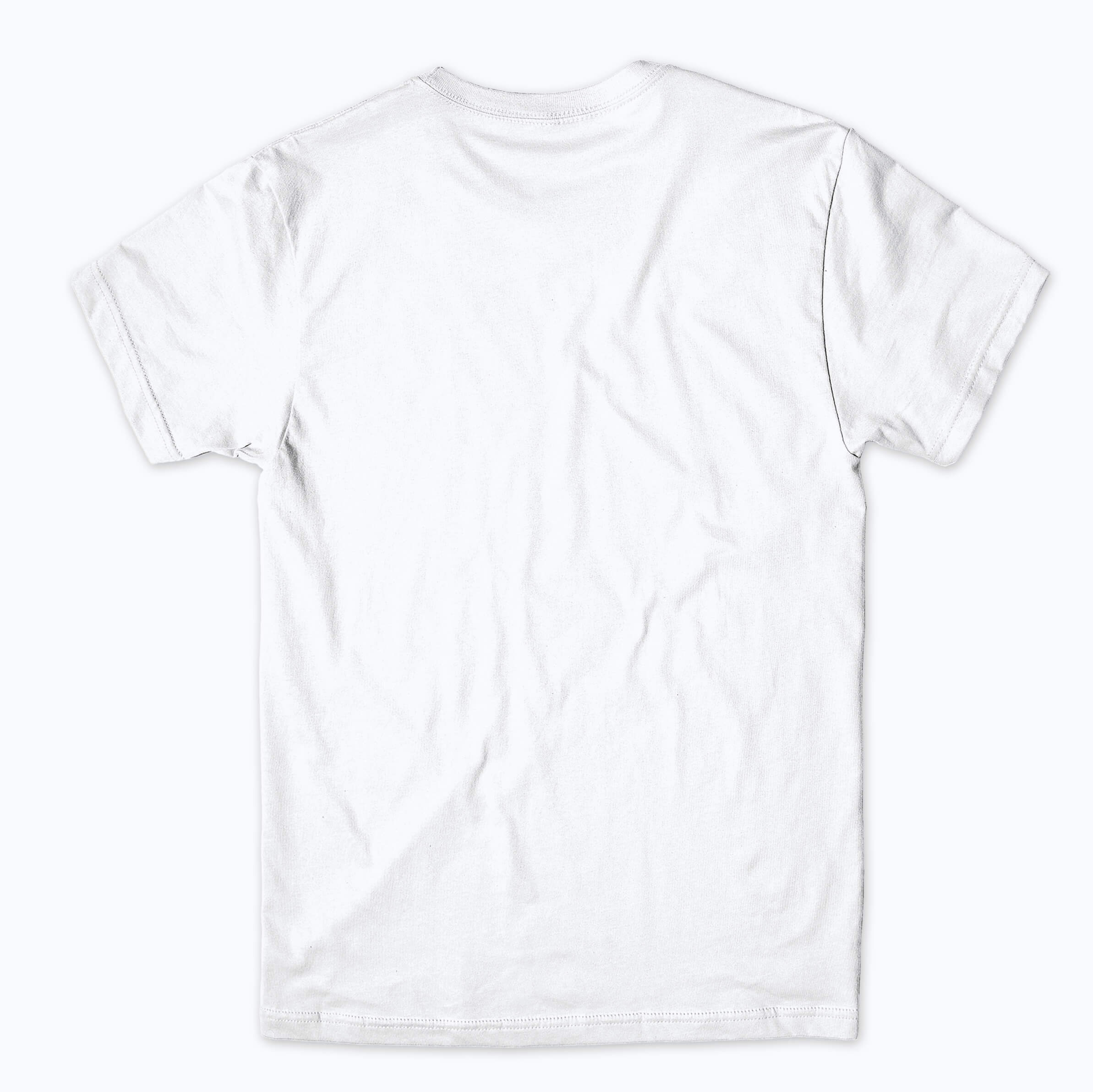 Camiseta Skill Head Half Lion Branco