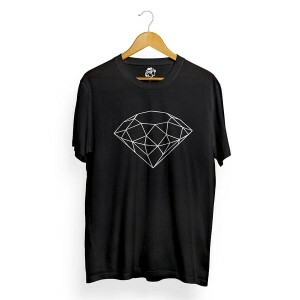 Camiseta BSC Diamond Preto
