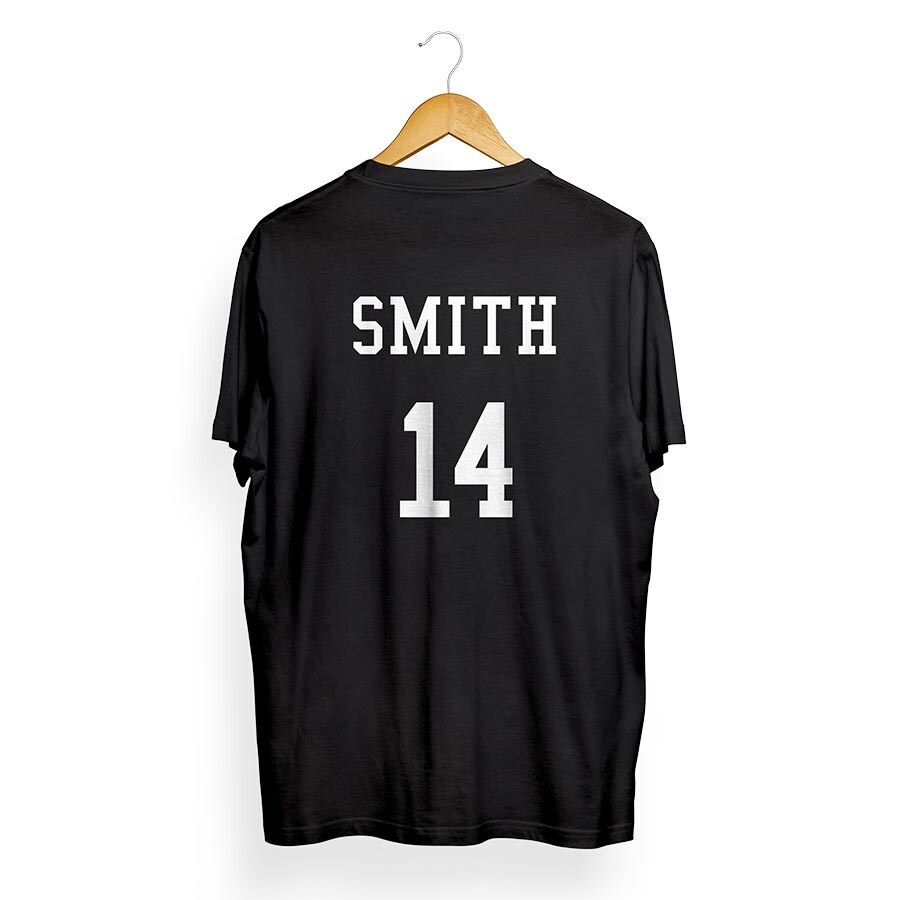 Camiseta Skill Head Bel Air Preto