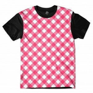 Camiseta BSC Chess Full Print Preto