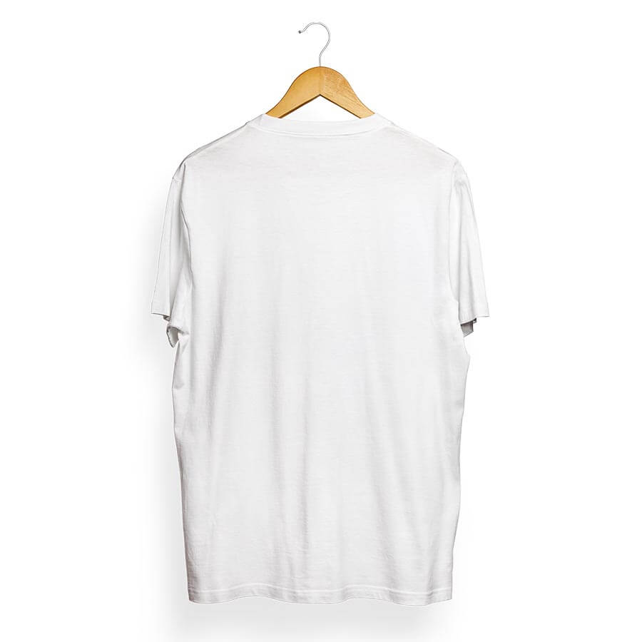 Camiseta Long Beach Hand Based Branco