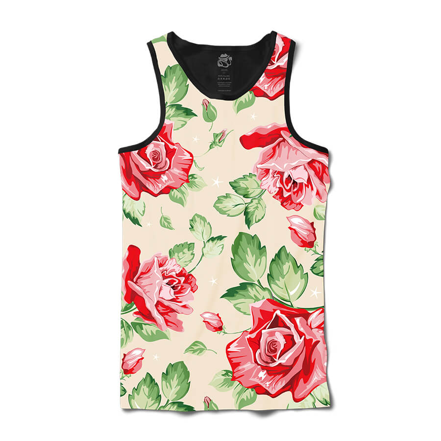 Camiseta BSC Regata Rose BSC Full Print Preto