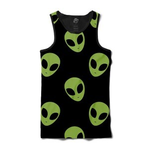 Camiseta BSC Regata Alien Sublimada Preto