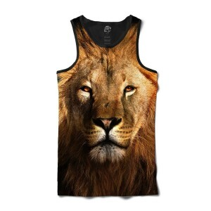 Camiseta BSC Regata Lion Sublimada Preto