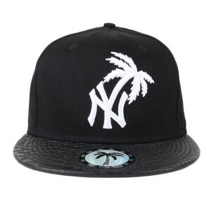 Boné BLVD Supply Snapback NY Preto/Branco