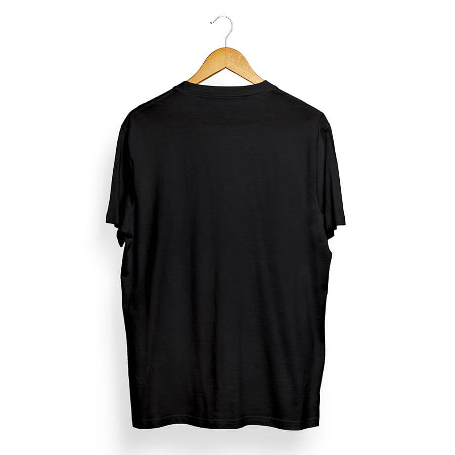Camiseta BSC Sure Flower Pocket Preto