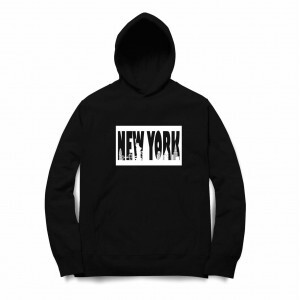 Moletom BSC New York Preto
