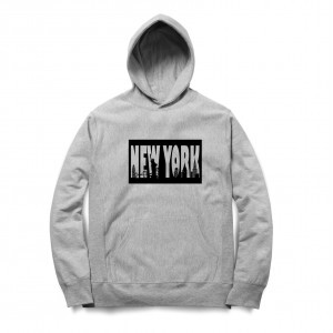 Moletom BSC New York Cinza